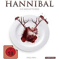 Hannibal - Staffel 1-3 Gesamtedition