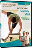 Stott Pilates Advanced Stabilität Stuhl (6Sprachen)