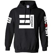 Mchooded Felpa con Cappuccio Unisex Slim Shady Classic Eminem Felpa Tuta da  Uomo per Uomo E d1c5ef08574b