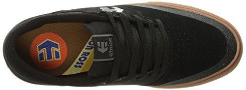 Etnies Marana Vulc, Chaussures de Skateboard Homme Black Gum Grey