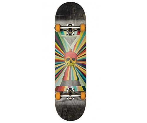 Globe China Heights Complete Skateboard Ancient