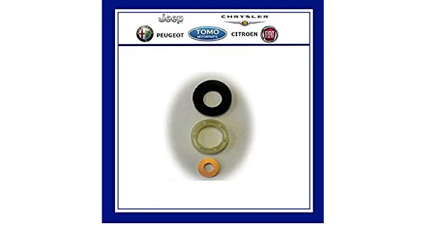 Genuine Peugeot and Citroen NEW injector Seal Kit 1.6HDI  DV6-1 injector Kit