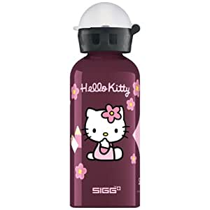 Sigg Hello Kitty School Gourde enfant Violet 0.4 L