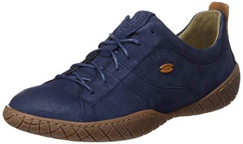 camel active Damen Inspiration 70 Sneaker, Blau (Jeans 3), 39 EU Active Sneakers