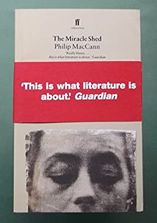 book cover of The Miracle Shed