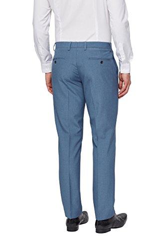 next Uomo Completo: Pantaloni Vestibilità Slim Azzurro