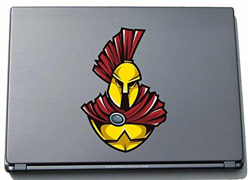Preisvergleich Produktbild Laptopaufkleber Laptopskin Sport 029 - Ritter - 150 x 105 mm Aufkleber