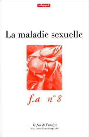 Fait de l'analyse, numéro 8. Maladie sexuelle