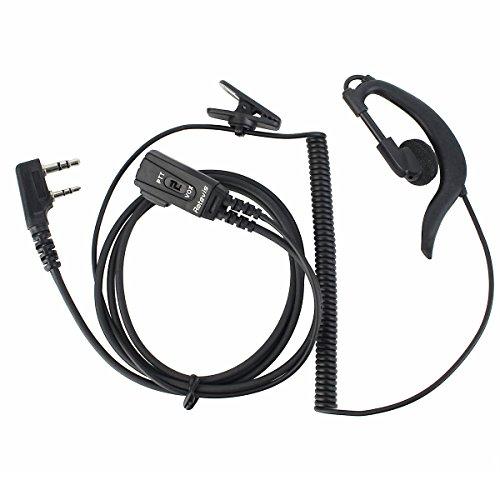 retevis-r-113-ptt-vox-tour-doreille-souple-de-c-type-micro-oreillette-ecouteur-casque-en-pu-fil-pour