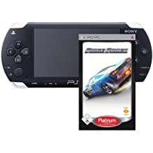 PlayStation Portable - PSP Konsole Black (Ridge Racer - Platinum Bundle)
