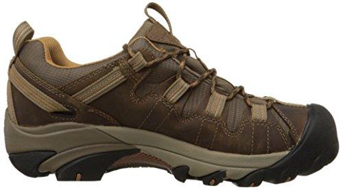 Keen Herren Targhee Ii Trekking-& Wanderhalbschuhe, Braun (cascade Brown/brown Sugar), 44 EU -
