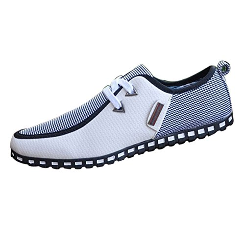 NJX/ 2016 Zapatos de mujer - Tacón Plano - Comfort / Puntiagudos - Oxfords - Exterior / Casual - Semicuero - Negro / Blanco / Bermellón , black-us6.5-7 / eu37 / uk4.5-5 / cn37 , black-us6.5-7 / eu37 /
