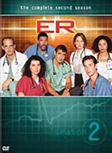 ER: The Complete Second Season [DVD] [1995]