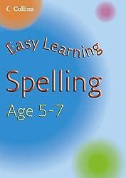 Spelling Practice: Age 5-7