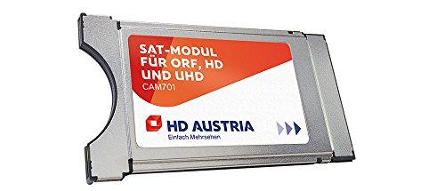 HD Austria SAT-Modul für ORF, HD und UHD
