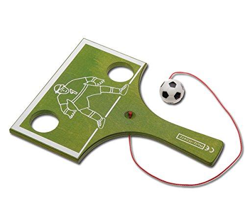 pedalo Tor-Handschießen aus Holz - Konzentrations- und Geschicklichkeitsspiel für die Hand-Augen-Koordination