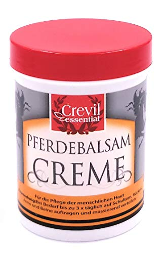 6 x Crevil essential Pferdebalsam Creme, 150ml