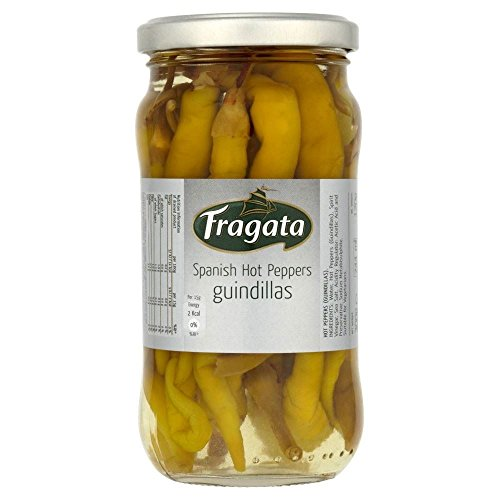 Fragata espagnols Hot Peppers - Guindillas (300g) - Paquet de 2