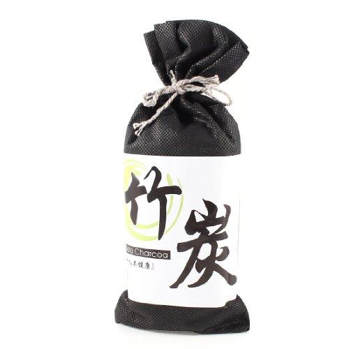 sourcingmap Auto Auto schwarze Tasche Bambus kohle Aktivkohle Geruchs Lufterfrischer de Wasser-kohle-filtration