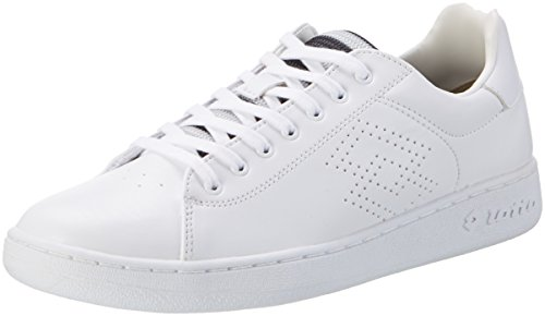 1973 V Low-Top Sneakers, White (Wht/Blk