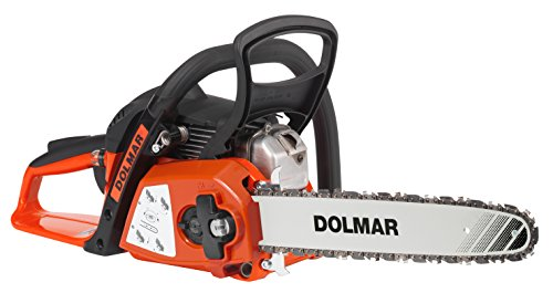 "DOLMAR PS-32 C TLC - motosierras a gasolina (76,2 / 8 mm (3 / 8""), Negro, Naranja, Acero inoxidable)"