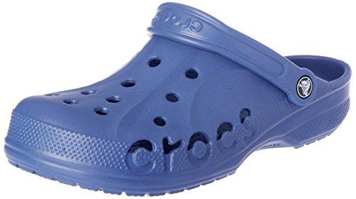 Crocs Baya, Unisex - Erwachsene Clogs, Blau (Cerulean Blue), 45/46 EU