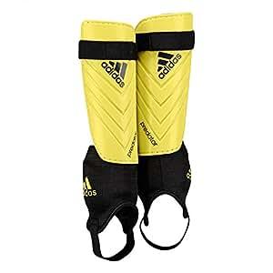 adidas Erwachsene Schienbeinschoner Predator Club, Bright Yellow/Dark Grey, M, M38673