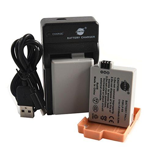 dste-lp-e5-li-ionen-batterie-2-pack-und-micro-usb-ladegerat-anzug-fur-canon-eos-450d-500d-1000d-kiss