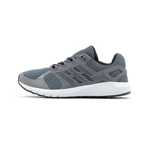 adidas Herren Duramo 8 Laufschuhe Grau (Onix/Grey Four/Core Black)