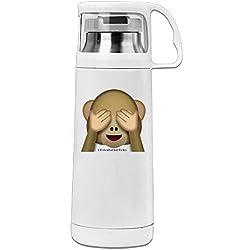 handson Acero Inoxidable Aislado al Vacío Taza de bebida I Pretended no ver aislado Vaso de viaje Blanco Oz/350ml