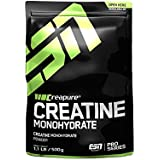 ESN Creapure Creatine Monohydrate - Neutral, 1er Pack (1 x 500 g)