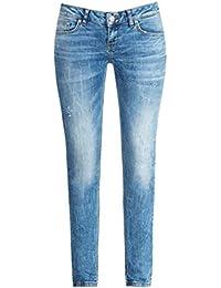 LTB Damen Straight Fit Jeans blau 31 / 34