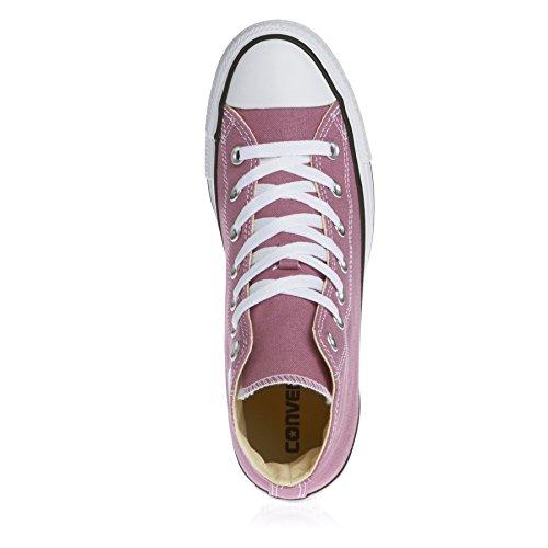 Converse Unisex Per Adulti All Star Hi Canvas Stivaletti Da Passeggio Sneakers Viola