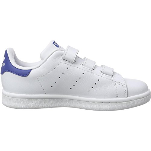 adidas Originals Unisex-Kinder Stan Smith Cf Low-Top White