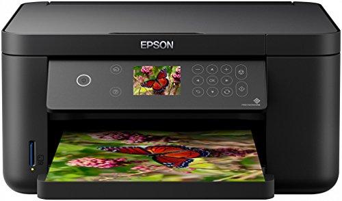 Epson Expression Home XP-5105 Tintenstrahldrucker, A4, 33 Seiten pro Minute, WLAN, Farbdruck, 4800 x 1200 DPI, 150 Blatt, Direktdruck