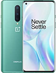 (Renewed) OnePlus 8 (Glacial Green 8GB RAM+128GB Storage)