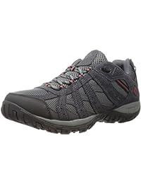 Columbia Redmond Waterproof, Chaussures de Randonnée Basses Homme, Marron