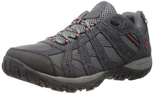 columbia-redmond-waterproof-chaussures-de-randonnee-basses-homme-marron-gris-charcoal-garnet-red-030