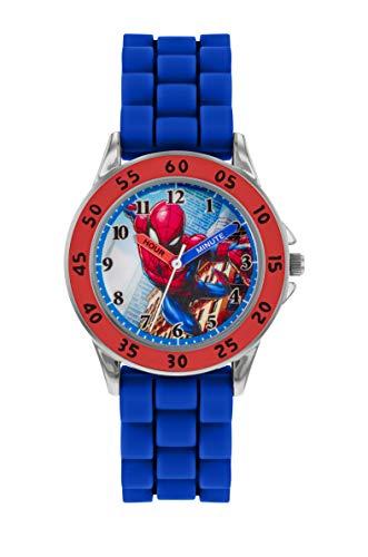 Spiderman Reloj para de Cuarzo con Correa en Silicona SPD9048
