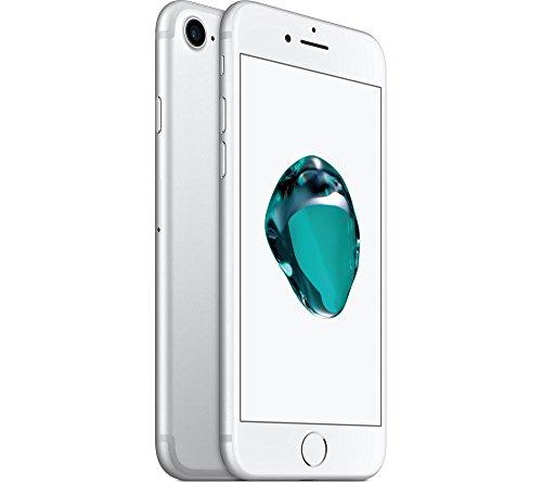 Apple iPhone 7 32 GB UK-SIM-Free Smartphone - Silver (Generalüberholt)