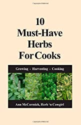 10 Must-have Herbs for Cooks