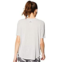 adidas – Magic Logo Tee, Camicia Sportiva Donna