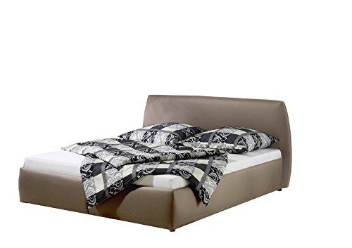 Maintal Betten 232650-4130 Polsterbett Minu 100 x 200 cm, Kunstleder