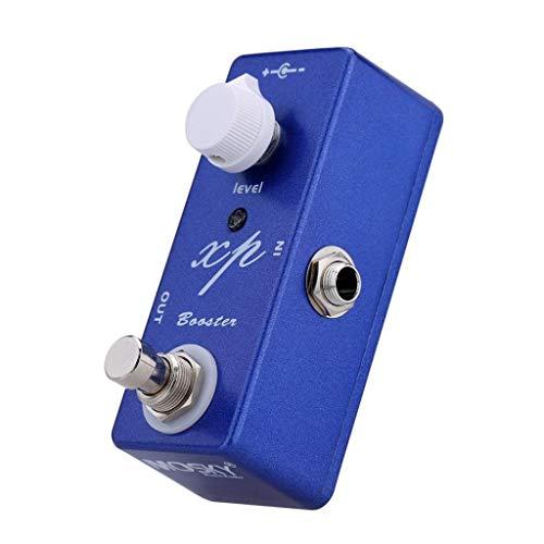E-Gitarren-Effektpedal Clean Boost True Bypass Guitar Effector - Pedal Gate Noise Guitar