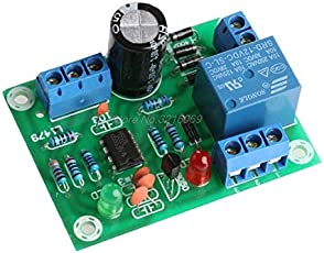 Lepakshi 1Pc Liquid Level Controller Module Water Level Detection Sensor 9V-12V