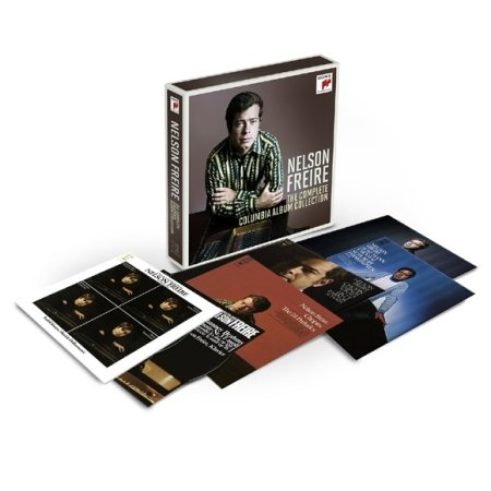 Freire - The Complete Columbia Album Collection [7Cd]
