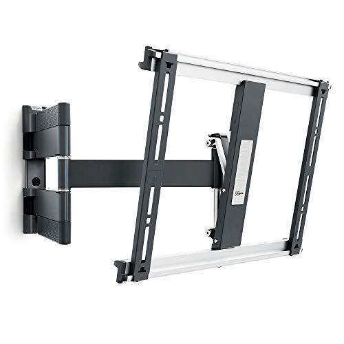 Vogel's THIN 445 Negro, Soporte de pared para TV 26 - 55 Pulgadas, Inclinable y Giratorio 180º, Máx...