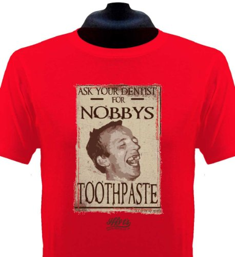 Nobbys Toothpaste T-Shirt By Iffyton