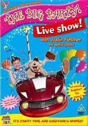 Justin Fletcher - Big Party ! Live Show! DVD