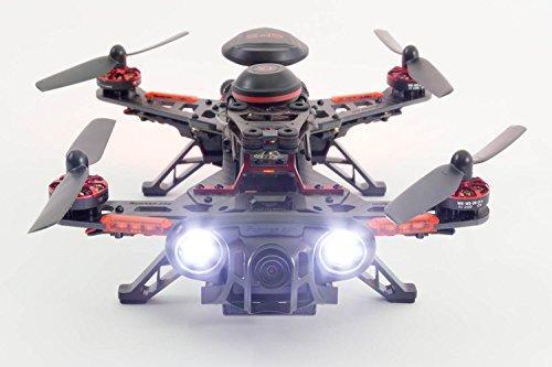 XciteRC 15003760 FPV Racing Quadrocopter oder Drohne Runner, 250 Advance RTF mit HD Kamera, GPS - 4